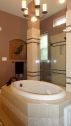 Roman tub by Rialto Homes